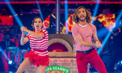 Strictly's Katya Jones posts about Seann Walsh for first time since kissing scandal