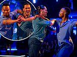 Strictly Come Dancing's same-sex dance sparks almost 200 complaints to the BBC