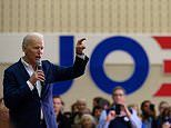 Biden goes after gun manufacturers and coal plants but not Sanders