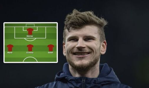 Liverpool boss Jurgen Klopp has five ways of accommodating Timo Werner if transfer sealed