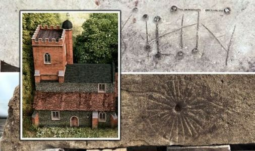 Archaeology news: Medieval graffiti 'repelling evil spirits' discovered in HS2 excavation