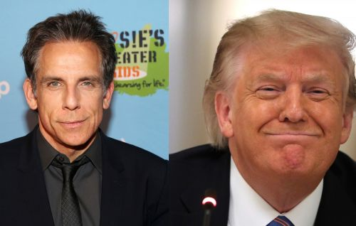 Ben Stiller responds to critics petitioning for Donald Trump to be cut from 'Zoolander'