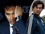 Lopetegui's sacking at Real Madrid edges closer as B-team coach hints he's on standby