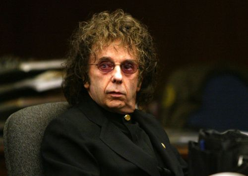 Music producer Phil Spector dies aged 81 after 'complications from coronavirus'