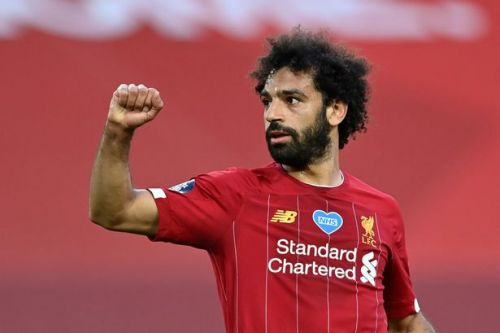 Liverpool's Mohamed Salah reaches new Premier League landmark