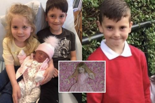 Mum's beautiful gesture for daughter, 5, just hours before she died in her arms