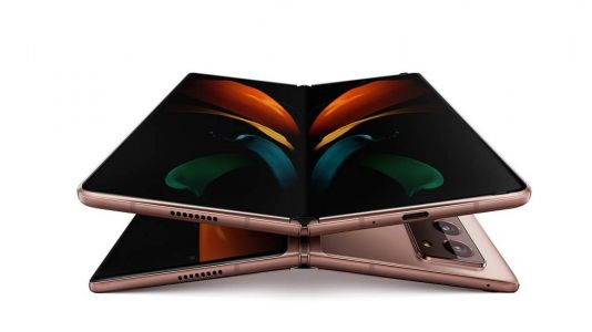 The Galaxy Z Fold 2 Looks Like a Big Step for Forward for Foldable Phones