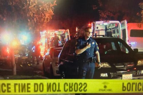 Fresno shooting: 'Several dead' after nine people shot at football garden party