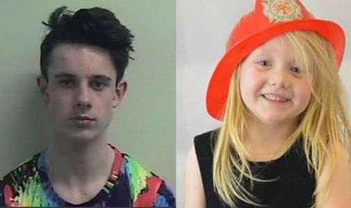 Alesha MacPhail: Teenager admits rape and murder of six-year-old at sentencing