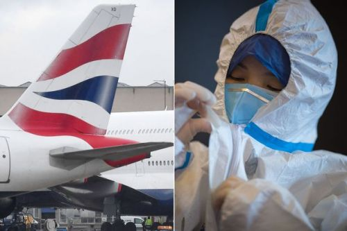 British Airways halts flights to Beijing and Shanghai following coronavirus outbreak