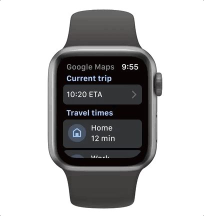 After pulling it three years ago, Google reintroduces Maps for Apple Watch