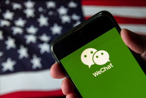 Court blocks Trump's WeChat ban from taking effect today