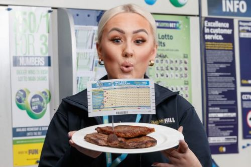 Scots punter wins £1million with £1 stake and plans 'slap up meal' to celebrate