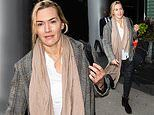 Kate Winslet steps out in Philadelphia amid shooting upcoming TV seriesMare Of Easttown