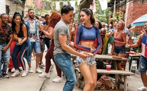 There's a syrupy earnestness to In the Heights -but it's hard to resist its charms