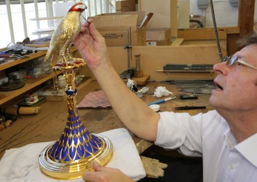 Master Craftsman creates flawless objects of desire at the house of Bellingham & Bellingham