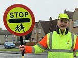 Lollipop man, 59, is banned from high-fiving schoolchildren after ONE complaint about his behaviour