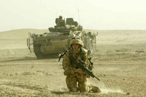 Scots army regiment accused of covering up war crimes in Afghanistan and Iraq