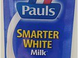 Pauline Hanson slams calls to change name of Paul's 'Smarter White' milk