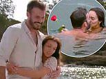 The Bachelor's Locky' Gilbert shares 'awkward' first kiss with Bella Varelis