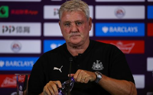 SteveBruce hits back at suggestions he will be Mike Ashley's Newcastle puppet: 'I will have the final say on transfers'