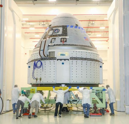 After problem-plagued test flight, Boeing will refly crew capsule without astronauts