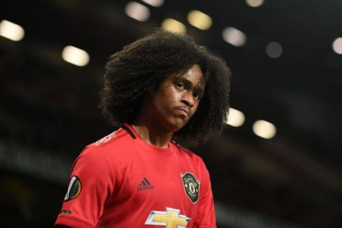 Man United 'not concerned' with talent's lack of playing time out on loan admits chief