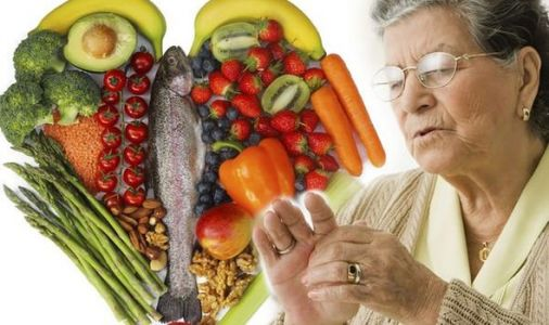 Arthritis diet: One of the best diets to help reduce symptoms - what to include
