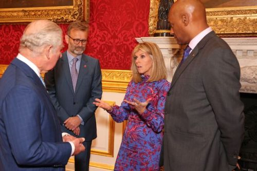 Kate Garraway reveals Prince Charles reached out to her amid Derek's Covid battle