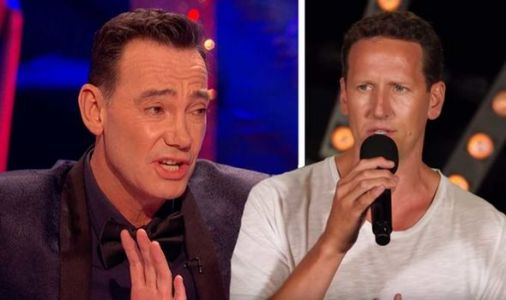 Brendan Cole takes a savage swipe at Jeremy Edwards' weight gain on The X Factor: Celebrity