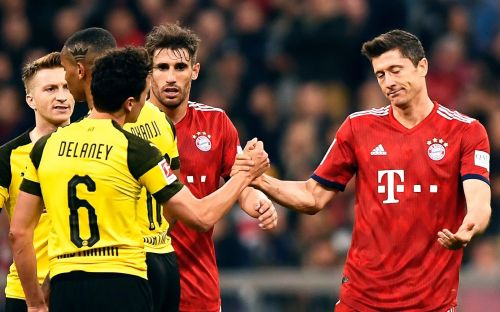 Borussia Dortmund vs Bayern Munich, Bundesliga: What time is kick-off today, what TV channel is it on and what is our prediction?