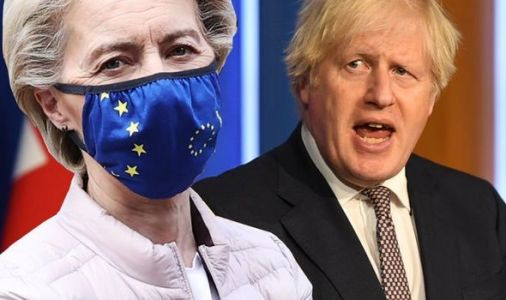 Sort it out NOW! More than 2,000 medicines barred from Britain due to hated Brexit deal