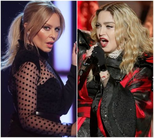 Kylie Minogue Reveals The One Thing Standing In The Way Of A Madonna Duet
