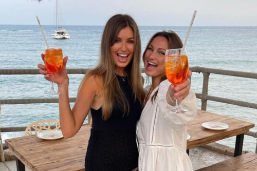 Inside Sam Faiers' gloriously sun-soaked 'last minute' family holiday
