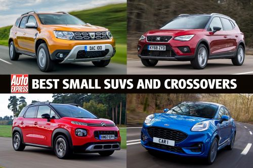 Best crossover cars and small SUVs 2020