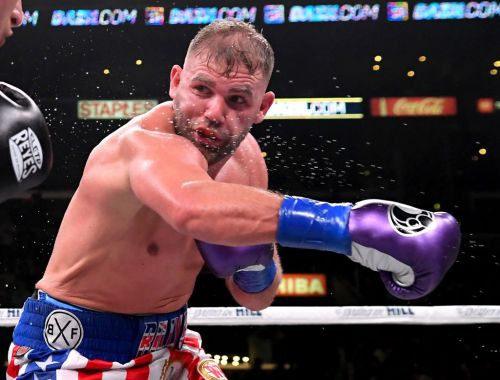 Billy Joe Saunders withdraws from Canelo Alvarez fight over pay cut and training problems