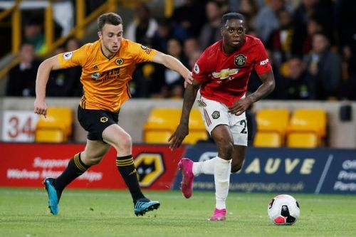 Aaron Wan-Bissaka showed experience beyond his years in Diogo Jota battle during Man Utd draw