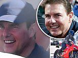Tom Cruise emerges after THOSE shocking pics that prompted rumors he's had filler