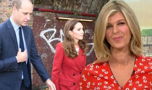 Kate Garraway details 'special' project with Prince William and Kate: 'A great honour'