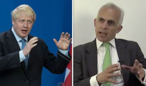 'Back-peddling Boris Johnson' warned of Brexit revolt as furious MEP lashes out at PM