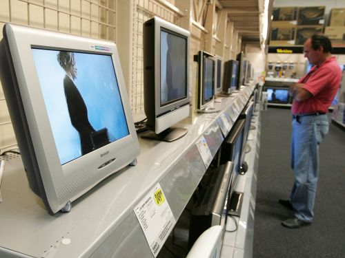 How TVs have changed through the decades