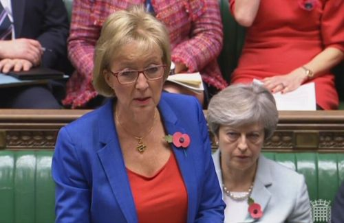 The Haphazard Coup: Theresa May's Final Hours Begin As Andrea Leadsom Quits Over Brexit 'Betrayal'