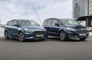 New Ford Galaxy and S-Max hybrids arriving in 2021