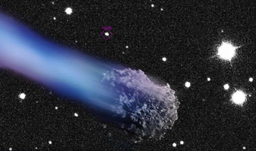 Asteroid tracker: NASA captures INCREDIBLE space rock video completing near-Earth approach