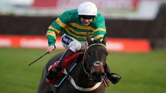 Kevin Blake: Betfair Fighting Fifth Hurdle win shows Epatante is getting better