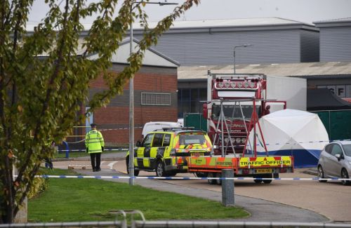 Driver admits killing 39 people found in refrigerated lorry in Essex