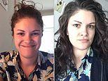 Woman who wore the SAME Hawaiian shirt to 264 Zoom meetings over the pandemic says NO ONE noticed