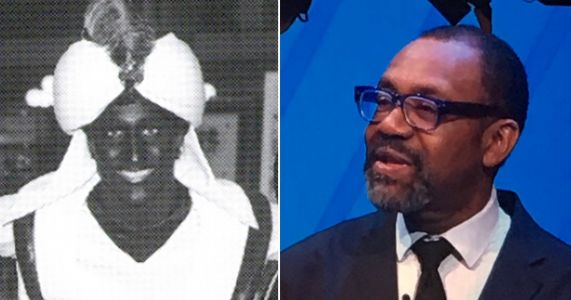 Lenny Henry introduces himself as Justin Trudeau at conference amid brownface scandal