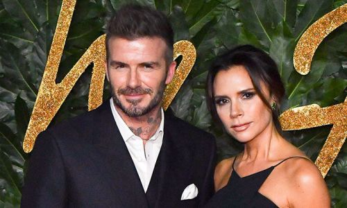 David and Victoria Beckham 'to film fly-on-the-wall Netflix series'