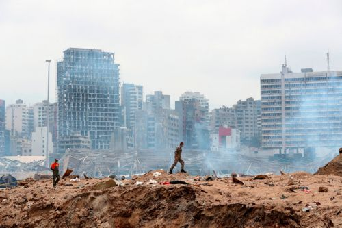 Once the dust settles on Beirut, its citizens' mental health will still be in tatters